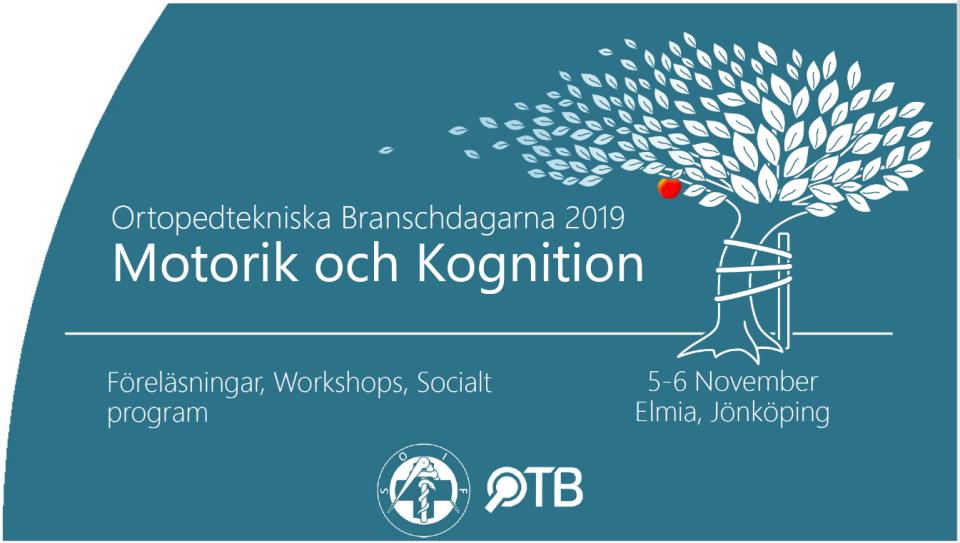 Branschdagarna 2019 motorik och kognition