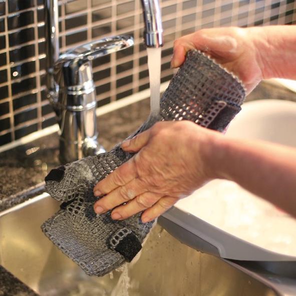 Tvätta din X-LITE varje dag